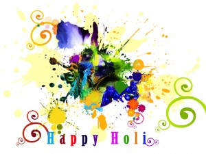 Holi Special Wallpaper