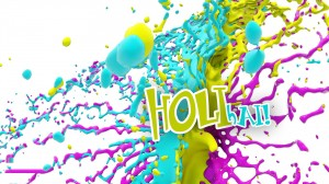 Pictures of Holi Wallpaper