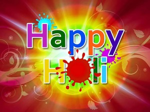 Wallpapers of Holi