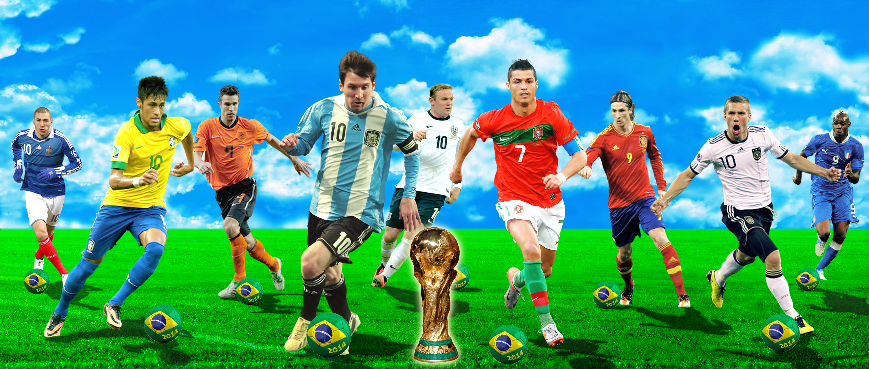 the fifa world cup essay Economic impacts of 2014 fifa world cup brazil introduction the fifa world cup, also called as the world cup, is an international association football competition.