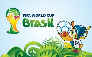 Fifa World Cup Mascot Wallpapers