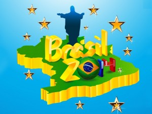Free Fifa World Cup 2014 Wallpaper