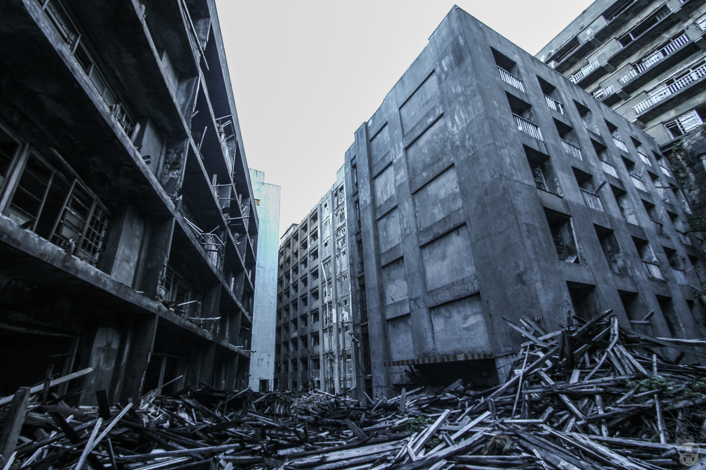Hashima Island Pictures Of The Abandoned Japanese Ghost