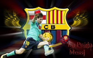 Lionel Messi Amazing HD Desktop Wallpaper