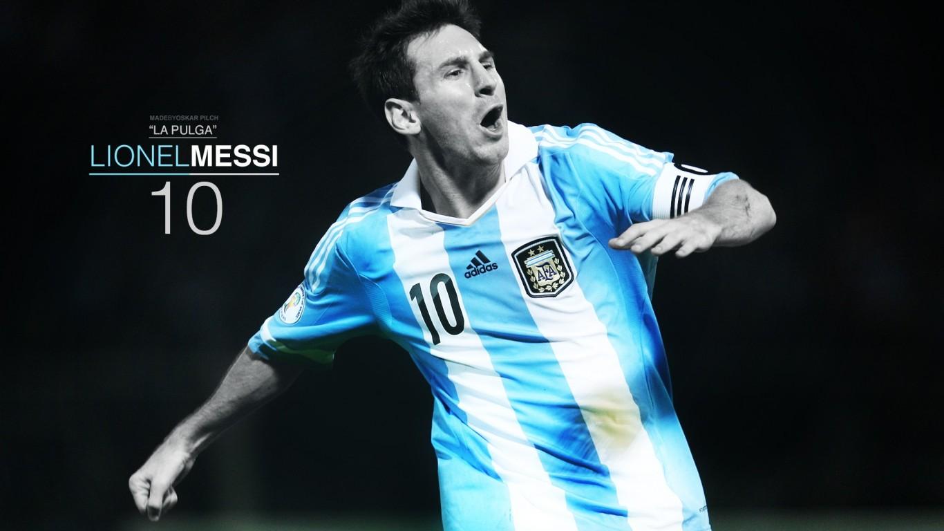 Lionel Messi Wallpaper Desktop 2014 Hd Wallpapers Football   Share The ...