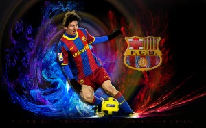 Messi Wallpaper for Desktop