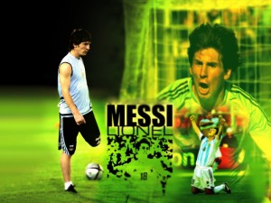 Messi Wallpapers for Desktop