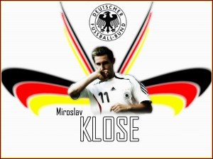 Klose Wallpaper