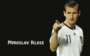 Klose Wallpaper HD