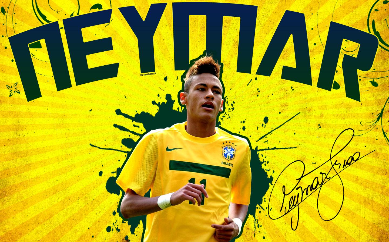 neymar brazil 2014 wallpaper