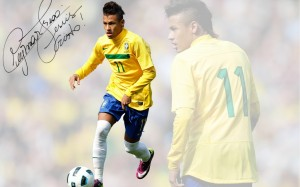 Neymar HD Desktop Wallpapers