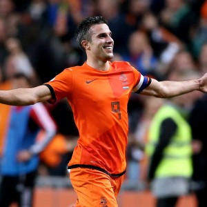 Robin Van Persie Wallpaper HD
