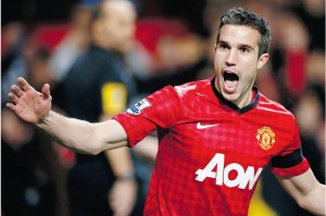 Robin Van Persie Wallpaper for Desktop