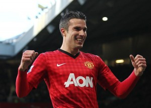 Robin Van Persie Wallpapers for Desktop